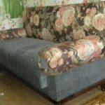 Комбинирование тканей при обивке мебели